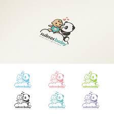 Sho Bayi sribu logo design desain logo baby shop sukses b