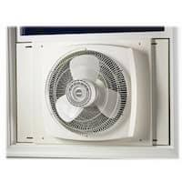 16 inch whole house fan air king 9166 20 inch 3560 cfm whole house window mounted fan with