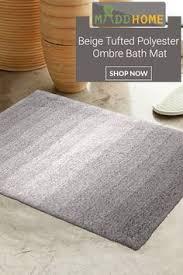 Greyton Ikat Bath Rug Add Colour To Your Bathroom Floor With These Stylish Bathroom Mats