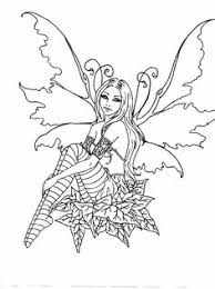 fairy mermaid coloring pages fairy coloring pages for adults enchanted designs fairy