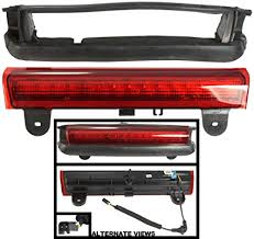 2005 gmc yukon xl third brake light amazon com apdty 034314 g third brake l assembly with gasket