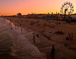 fun old orchard beach sunset vacation activities best travel sites