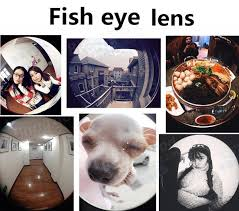 cuisine plus lens 3 in 1 fisheye wide angle micro zoom lens kits for iphone 6