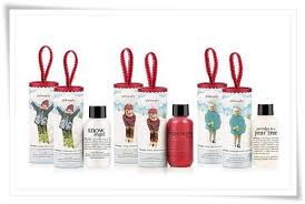 philosophy shower gel ornaments set musings of a muse