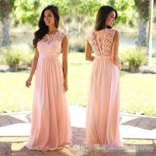 mint lace bridesmaid dresses pink mint chiffon lace bridesmaid dresses 2017 sheer back