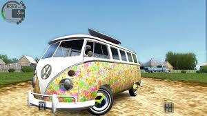 bmw hippie van city car driving 1 5 1 vw t1 transporter hippy van g27 youtube