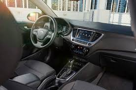 hyundai accent base model 2018 hyundai accent how much has the small car changed