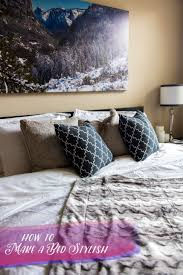 how do you make a bed how to make a bed stylish in 5 simple steps