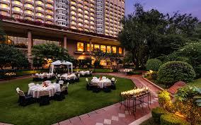 The Backyard Hotel The Taj Mahal Hotel Review New Delhi India Travel
