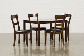 5 Piece Dining Sets Rio 5 Piece Dining Set Living Spaces