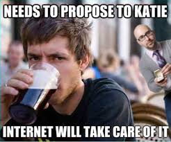 Meme Marriage Proposal - sayyeskatie a marriage proposal via buzzfeed