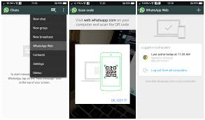 Whatsapp Web Whatsapp Is Now Accessible From The Web For Android Users Chrome
