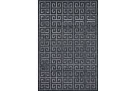 Black Outdoor Rugs by 90x126 Outdoor Rug Layton Charcoal Living Spaces