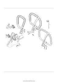 stihl ms 660 r stihl magnum parts list page 29
