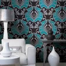Funky Living Room Wallpaper - 284 best wallpaper images on pinterest vintage wallpapers retro