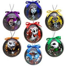nightmare before ornament set rainforest islands ferry