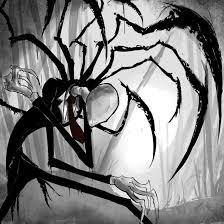 slender man personal input by wolfsbanewolfen on deviantart