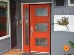 Exterior Door Sale Exterior Doors With Glass Entry Door One Sidelight Fiberglass For