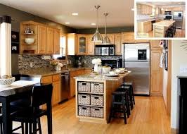 Colors For A Kitchen With Oak Cabinets Oak Cabinets Kitchen Wall Color Www Redglobalmx Org