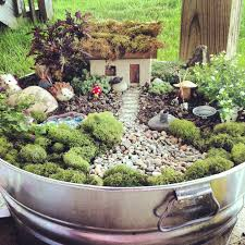 how to create a fairy garden in a container kate larsen made her