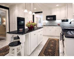 Ivory Colored Kitchen Cabinets Granite Countertop The Table Nyc Wholesale Glass Flower Vases