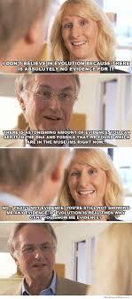 Richard Dawkins Memes - wendy wright richard dawkins meme