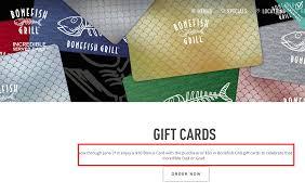 bonefish gift card bonefish grill coupons september 2015