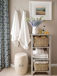 Towel Rack Ideas For Bathroom Colors Best 25 Bathroom Table Ideas On Pinterest Shabby Chic Decor