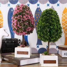 aliexpress com buy potted plants living room furnishing articles