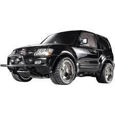 volkswagen tamiya tamiya mitsubishi pajero lowrider black brushed 1 10 rc model car