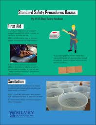 standard safety procedures basics aubrey silvey enterprises