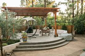 The Patio San Diego Wood Tellis Patio Covers Galleries Western Outdoor Design And