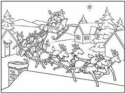 Ecole maternelle de la Fontaine Coloriage de Noël
