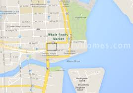 Miami Area Map by Downtown Miami Whole Foods Market To Open In January 2015 Miami
