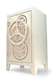 Free Wood Gear Clock Plans by Mr Knox Kikvors Cnc Pinterest Cnc Box And Woodworking