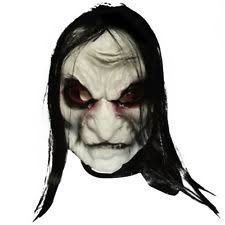 Grudge Costume Halloween Unbranded Devil Costume Masks U0026 Eye Masks Ebay