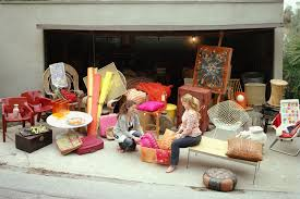 14 garage sale display ideas and tips