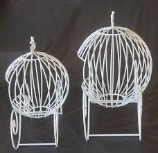 cinderella carriage centerpiece cinderella white carriage made of sturdy wire is a great idea