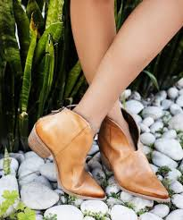 womens boots zipper back 2017 designer vintage style autumn v ankle boots