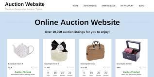 online auction template auction event flyer templates flyer