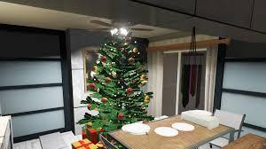 christmas luxurious beach house mod floyd u0027s house gta5 mods com
