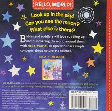 hello world solar system jill mcdonald 9780553521030 amazon
