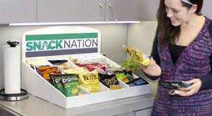 snack delivery service snacknation office delivery launched solely on market demand says