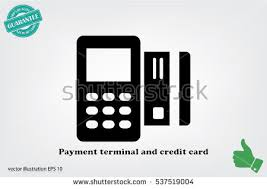 Credit Card Signs For Businesses Credit Card Reader Stock Images Royalty Free Images U0026 Vectors