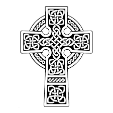 peachy celtic cross coloring pages crosses designs design 1 by