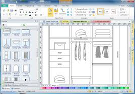 easy to use kitchen cabinet design software kitchen kabinet cabinet design software edraw all in