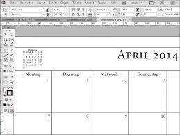 Kalender 2018 Gestalten Günstig In Indesign Kalender Erstellen In 1 Minute Indesign Tutorials De