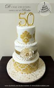 50th wedding anniversary cakes white gold engagement ring ceremony cake edible