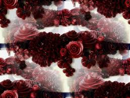 Happy Birthday Roses And Cake By Analovecatdog On Deviantart