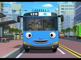 tayo cizgi film video tayo otobüs oyun oyna pinterest